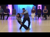 Lus Crespo and Mary Ann Nunez Miami Dance Magic Jack &amp Jill 2012