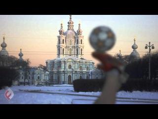 Школа футбольного фристайла в Санкт-Петербурге PiterFF