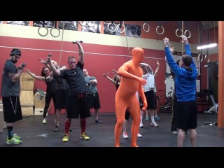 Harlem Shake CrossFit Style @ Copper Mountain CrossFit Competitors class (FUNNY)