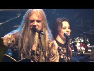 Nightwish Live at Crystal Ballroom,Новая вокалистка