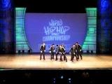 2011World Hip Hop Dance Championship Varsity Division Freshh Canada
