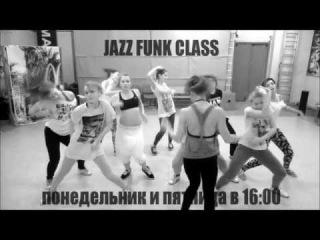 FDC JAZZ FUNK OPEN CLASS / Ilana Sukhorukova teaching