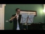 Королевский дуэт Антон и Маргарита   Георг Филипп Телеман  12 Фантазий для флейты соло соль мажор и соль минор