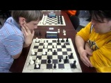 chess blitz FM Kuzmin GM Popov V