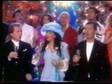 Новогодняя ночь на Первом 2004 (начало)