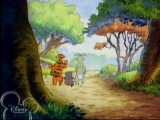 The New Adventures Of Winnie The Pooh - Where, Oh Where Has My Piglet Gone? / Новые приключения Винни-Пуха (мультсериал) (in English)