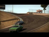 Old Challenger vs New Challenger on Laguna Seca Mazda Raceway by TheVanya43