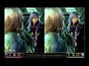 Final Fantasy XIII-2 | PS3 vs XBOX 360 Comparison video [HD 720]