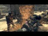 Свирепый боец COD Black Ops II