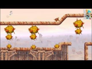 Rayman Origins. Дополнительный Уровень. Часть 7