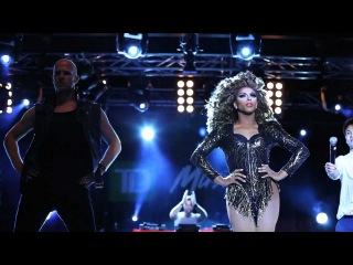 Shangela performs Beyonce: Run The World