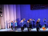 May Dance Studio Accounting concert. Hip-Hop Adults dance show BEGINNERS