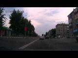 Дороги Губкина через видео регистратор SUPRA 500