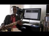 Joell Wilson Scat Sings Hank Mobley's Solo on 'Greasin' Easy'