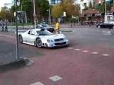 Mercedes CLK GTR AMG in Leeuwarden netherlands