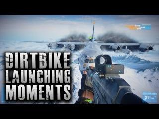 Battlefield 3 Dirtbike Launching : Random Moments