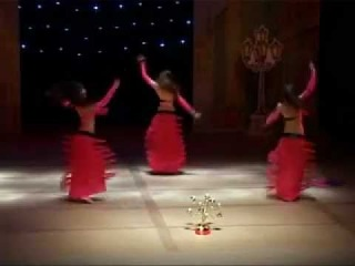 Show belly-dance KARAVAN-group / Шоу белли-денс КАРАВАН