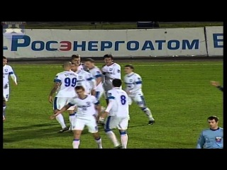 Балтика - Металлург 1-0 (Андрей Гацко)