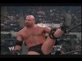 The Rock vs Goldbert Backlash 2003 part 2