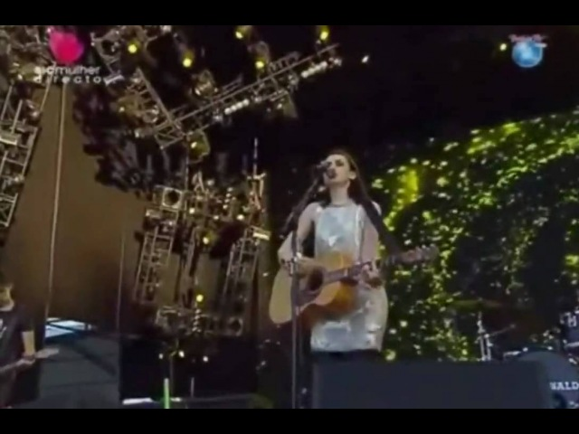 Amy Macdonald This is The Life Live At Rock In Rio Lisboa 29 05 2010 avi