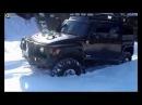 SnowRun Hummer H3 Russia 9марта