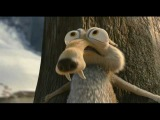 Ice Age 3 Dawn of the Dinosaurs Trailer - Squirrel vs. Squirrel Trailer HD quality