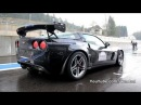 Corvette C6 Z06 Stage 2 with 620bhp 1080p HD