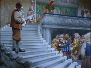 Золушка (СССР.1947) Бесценные слова короля в финале фильма... : )