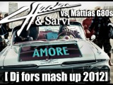 Sarvi - Amore &amp Chuckie vs. Mattias G80s Andrew fors mash up 2012