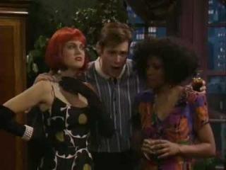 Jim Carrey - Overly Confident Gay Man