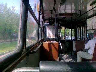 Ikarus-280.33M (01344) In Moscow