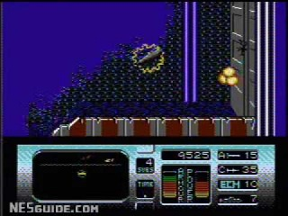 The Hunt for Red October - NES Gameplay