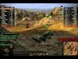 World Of Tanks replay - Bat.chat25t.avi