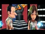 Мульт личности- Николя Саркози и Карла Бруни