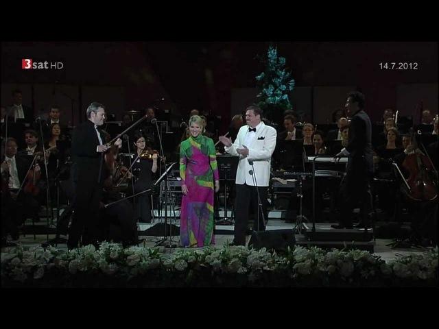 Gershwin: Summertime - Repin, DiDonato, Schade - Sommernachtsgala Grafenegg 2012