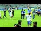 David Luiz Dance Blue Is The Colour - Chelsea Champions of Europe @ Allianz