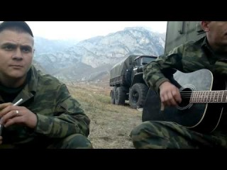 Тимур Муцураев на гитаре - милые зеленые Глаза(cover) [720p]