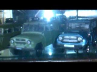 Коллекционные машины масштаб 1:43 / Collector cars 1:43.mp4