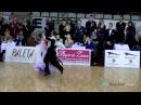 Martin Houska Andrea Trestikova Czech ballroom championship 2012 final solo quickstep