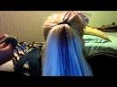 How to do a sock bun hair tutorial