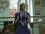 Аня Крутофал - Зеленая рощица(акапелла)