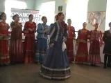 У казака любовь - Россия - Крутофал Анна и старший хор