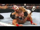 REY MYSTERIO VS THE MIZ - REY MYSTERIO VS JOHN CENA --WWE -- JULIO -- 25 --