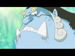 One Piece / Ван-Пис / Одним Куском - 554 серия (Shachiburi)