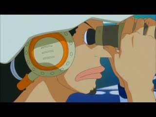 One Piece / Ван Пис - 524 серия [озв.Shachiburi]