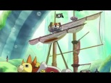 One Piece  Ван-Пис  Одним Куском - 519 серия (Shachiburi)