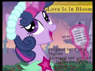 Love Is In Bloom - Piano and orchestra arrangement by DannyBrony
