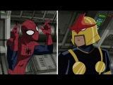 Совершенный Человек паук 1 сезон 3 серия. Обреченные.