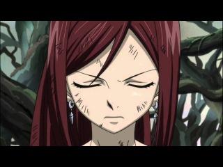 Fairy Tail Erza vs Azuma - AMV Skillet - Rebirthing  Fairy Tail 172 / Хвост Феи 172 / Фейри Тейл 172 серия 172 СЕРИЯ