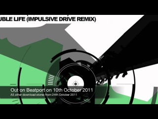 JK Walker - Double Life (Original Mix, Activa Remix, Impulsive Drive Mix)